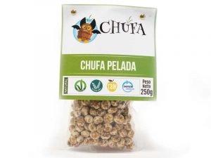 Chufa Pelada confezione da 250 grammi naturale di Valencia