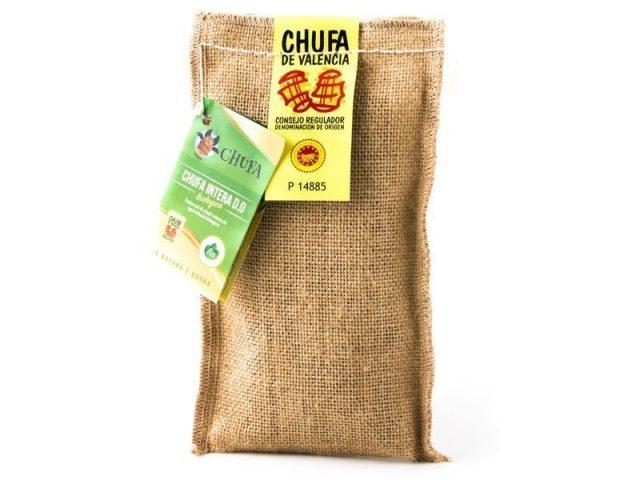 Chufa intera biologica do confezione da 250 gr