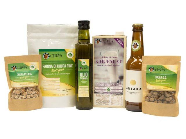 Pack Biologico Chufa farina olio horchata birra