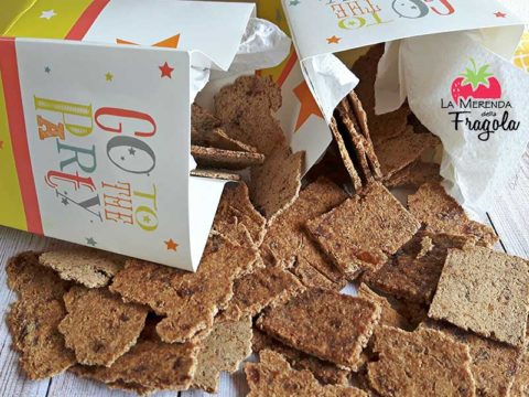 Cialdine cialde biscotti
