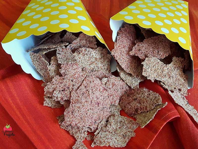 Crackers del riciclo