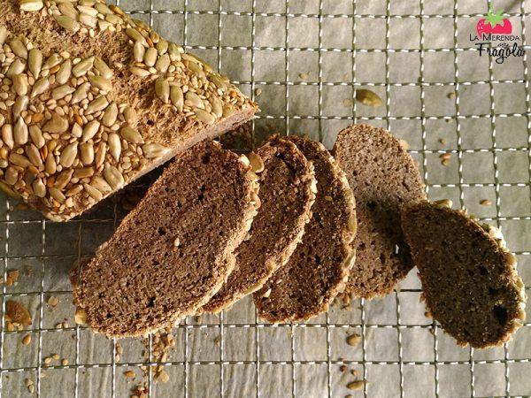 Pane alla Chufa e Grano Saraceno