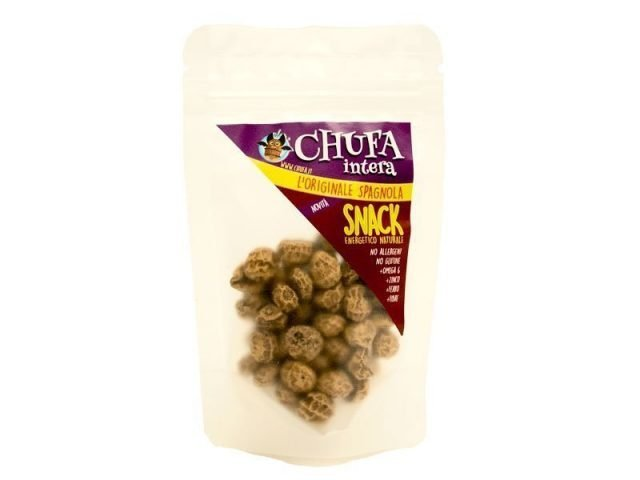 Chufa Intera Naturale Snack 40
