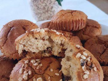 Muffin di Chufa e Quinoa