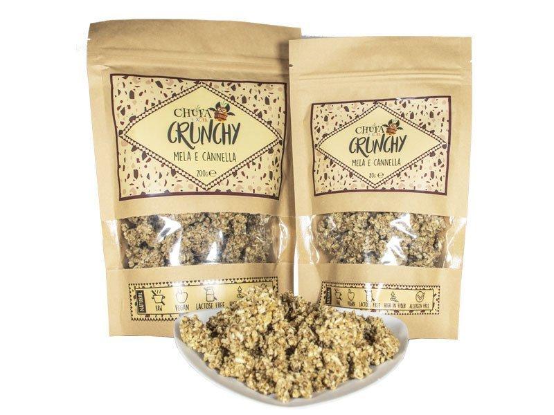 Crunchy Chufa Mela Cannella